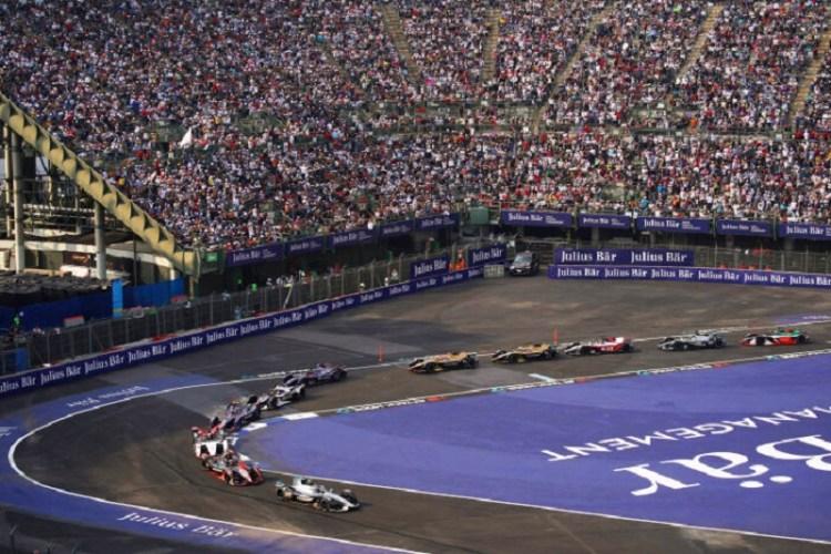Formula E - Mercedes-Benz EQ Formula E Team, Mexico E-Prix 2020. Nyck de Vries-3