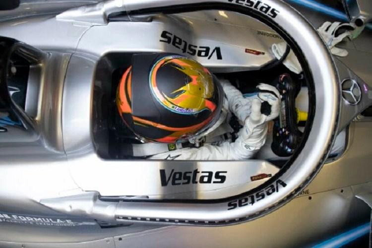 Formula E - Mercedes-Benz EQ Formula E Team, Mexico E-Prix 2020. Nyck de Vries-5