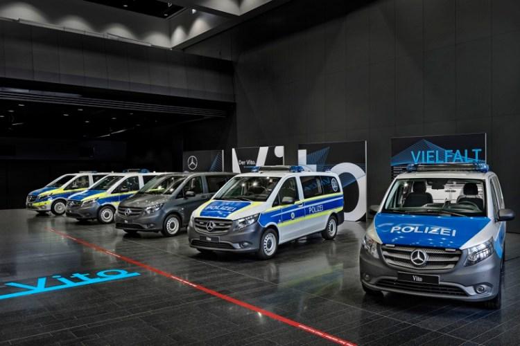 Mit Sicherheit fit für die Zukunft: Mercedes-Benz auf der GPEC 2020 In secure shape for the future: Mercedes-Benz at the GPEC 2020