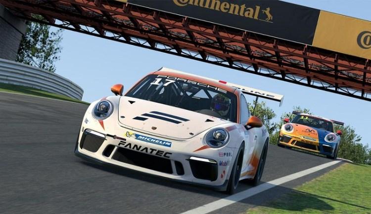 Porsche Esports Supercup 2020, Qualifying, 2020, Porsche AG-2