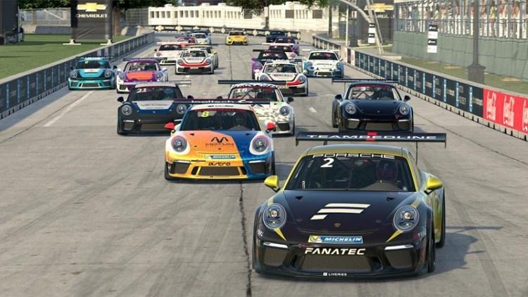 Porsche Esports Supercup 2020, Qualifying, 2020, Porsche AG