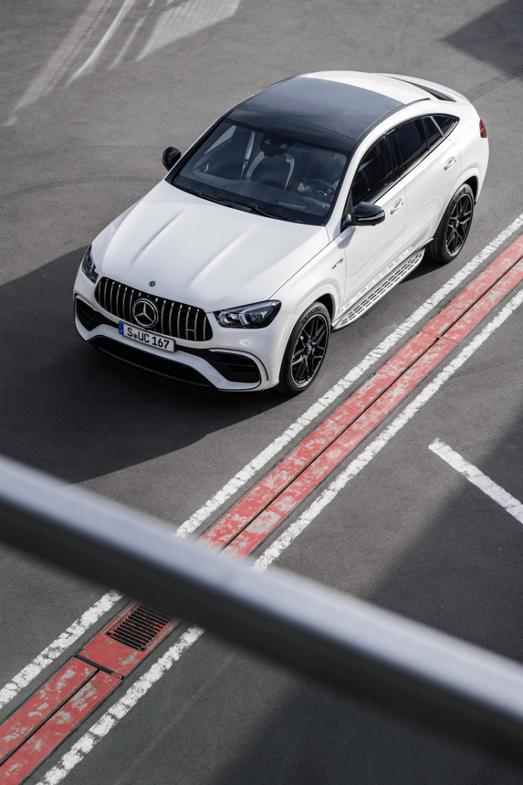 The New Elegant and Electrified Mercedes AMG GLE 63 S Coupe top