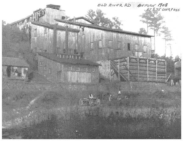 Old River Road