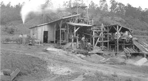 Satterfield Barite Washer, c 1920