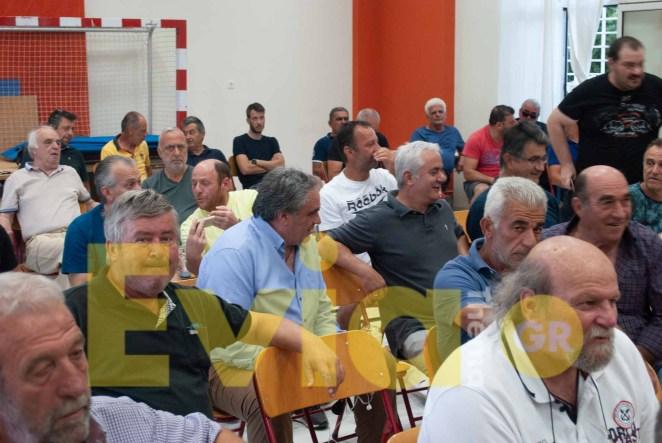 Ηρακλής Ψαχνών: Δεύτερη Γενική Συνέλευση την τετάρτη το απόγευμα