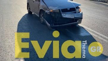Εύβοια: Τροχαίο ατύχημα Ερέτριας