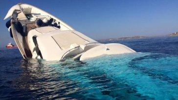 Κάρυστος Ευβοίας: Βυθίστηκε σκάφος από εισροή υδάτων