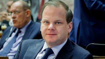 Υπουργός Υποδομών Κώστας Καραμανλής