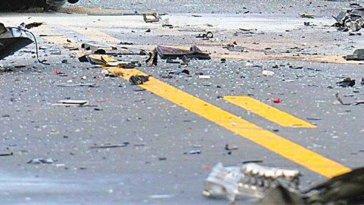 Ψαχνά Ευβοίας: Τροχαίο ατύχημα