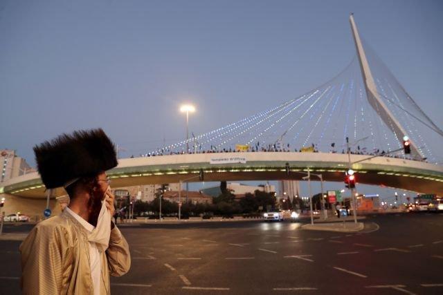 Ισραήλ επιβάλλει γενικό lockdown