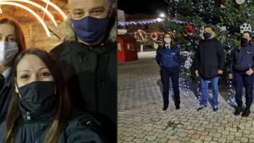 Στην Αμάρυνθο βρέθηκε σήμερα ο Πρόεδρος Αστυνομικών Ευβοίας Γιώργος Κουλιάκης