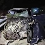 Καταδίωξη διακινητή μεταναστών με 9 τραυματίες
