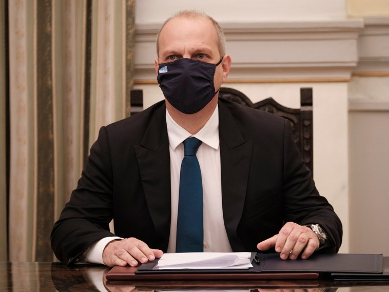 Γιάννης Οικονόμου Υφυπουργός
