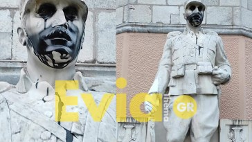 Βανδαλισμός προκλήθηκε στο μνημείο του Άγνωστου Στρατιώτη