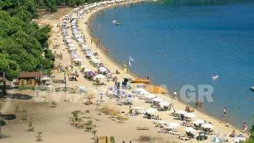 Παραλία Κουκουναριές Σκιάθος