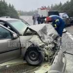 Τροχαίο Ατύχημα στην Λαμία