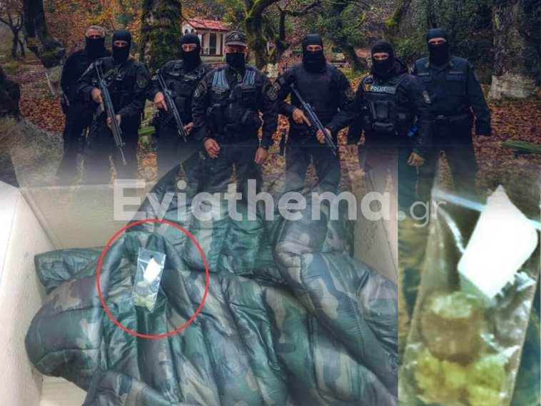 ΑΠΙΣΤΕΥΤΟ - Έκαναν ντελίβερι ναρκωτικών με το ΚΤΕΛ στην Ιστιαία Ευβοίας