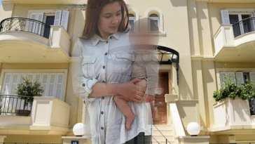 Γλυκά Νερά κόρη της Καρολάιν