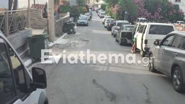 """ΤΩΡΑ - Νέα Στύρα: """"Κομβόι"""" οχημάτων λόγω της επιστροφής"""