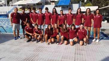 Ευβοϊκός ΓΑΣ στο Πανελλήνιο Πρωτάθλημα Κολύμβησης