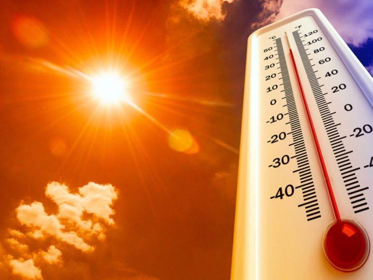 υψηλές θερμοκρασίες στην Περιφέρεια Στερεάς Ελλάδας