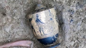 Ανασκαφές Αμάρυνθο Ευβοίας