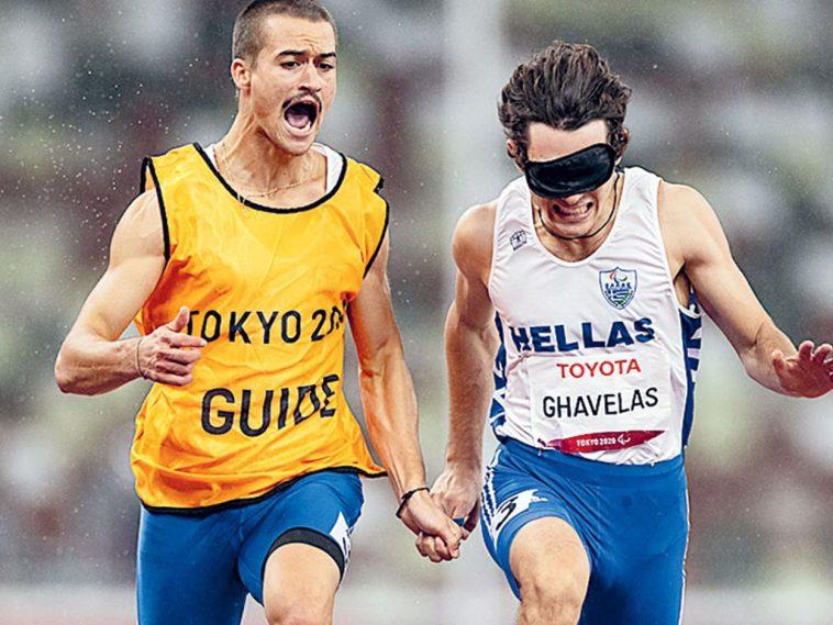 «Χρυσός» παραολυμπιονίκης Θανάσης Γκαβέλας
