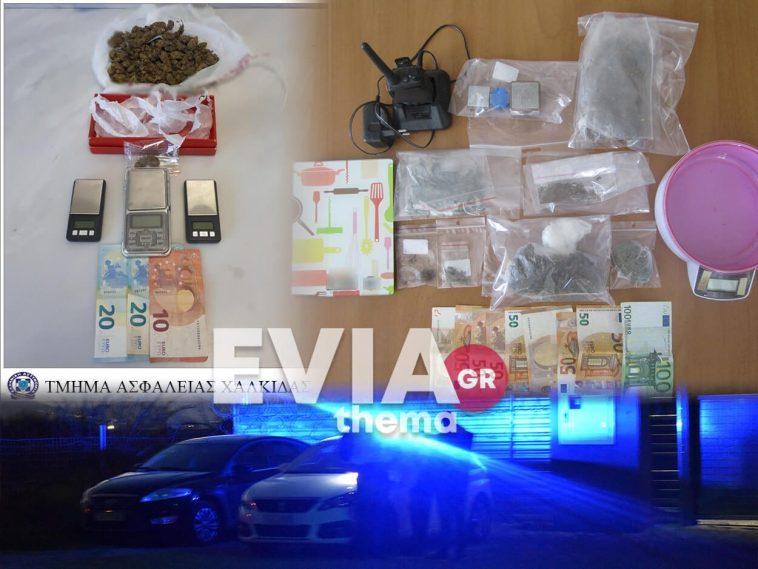 Χαλκίδα: Σύλληψη 24χρονου