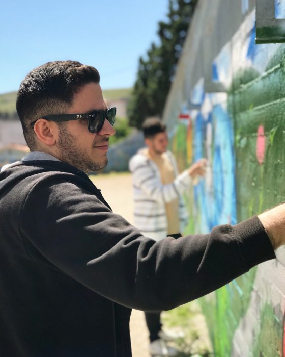 graffiti Δημοτικό Στάδιο Χαλκίδας