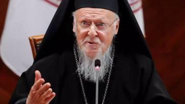 νοσοκομείο ο Πατριάρχης Βαρθολομαίος