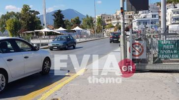 Χαλκίδα: Σοβαρό τροχαίο Παλαιά Γέφυρα