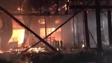 Μύκονος: Συναγερμός από φωτιά