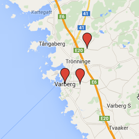 Swedish Towns and Parishes2
