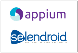 Appium & Selendroid Automation Logo