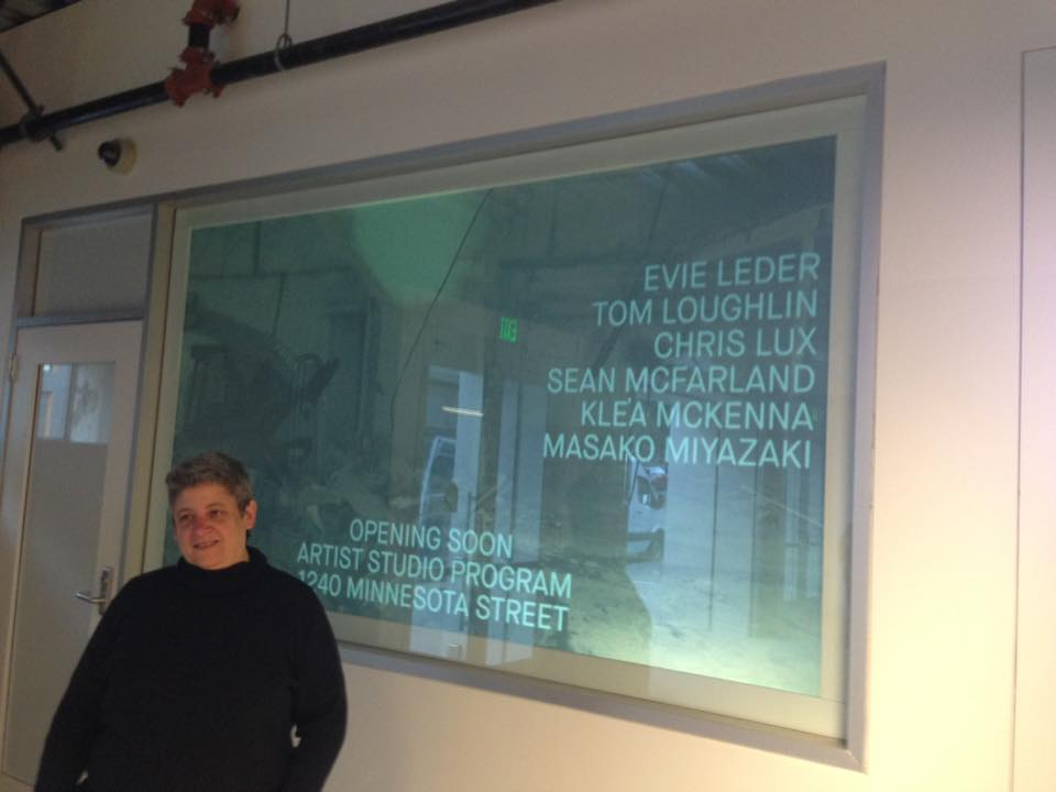 Evie Leder Minnesota Street Project Studio Program charter tenant