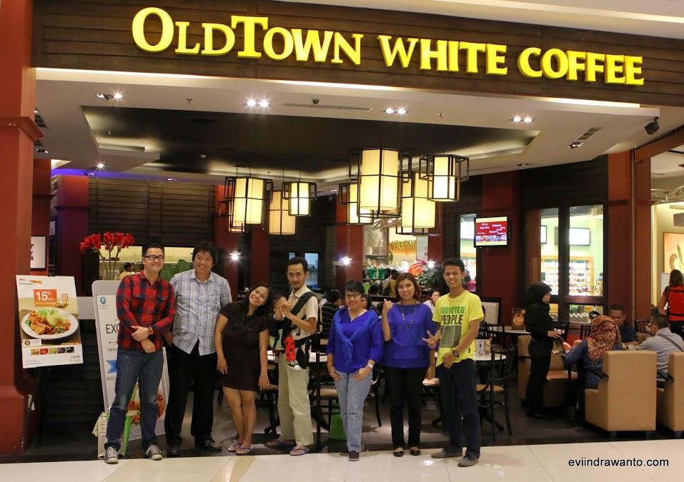 Selamat Datang di OldTwon White Coffee - Alam Sutera