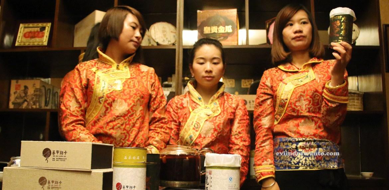 Rumah Teh Tibet - Songpan