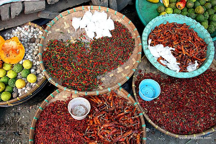 pasar tradisional bima