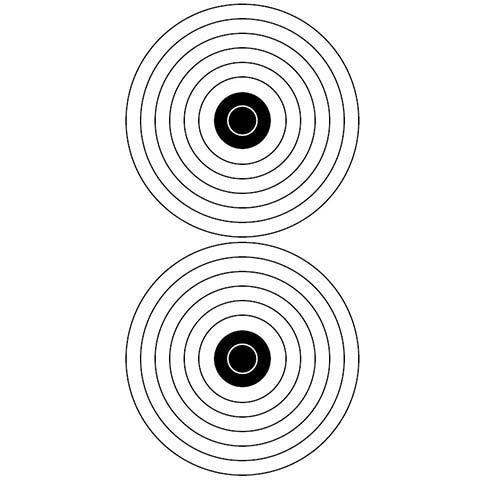 Bullseye x2