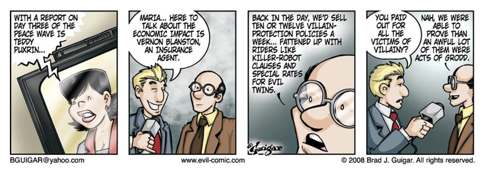 Evil Inc Trade Show
