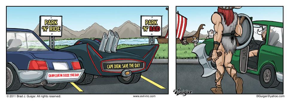 Carpool Of Doom