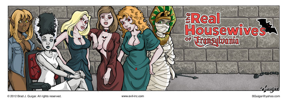 Real Housewives Of Transylvania