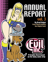 Evil Inc Annual Report vol 3