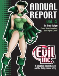 Evil Inc Annual Report