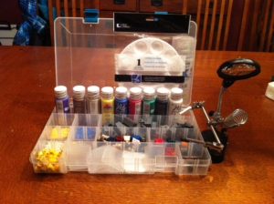 Custom LEGO minifig kit