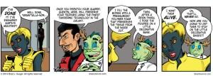 Taxidermy - Evil Inc by Brad Guigar 20141210