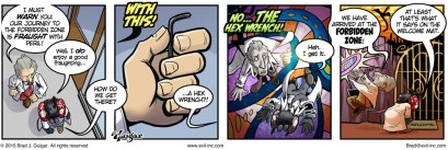 Hex Wrench - Evil Inc by Brad Guigar 20150625
