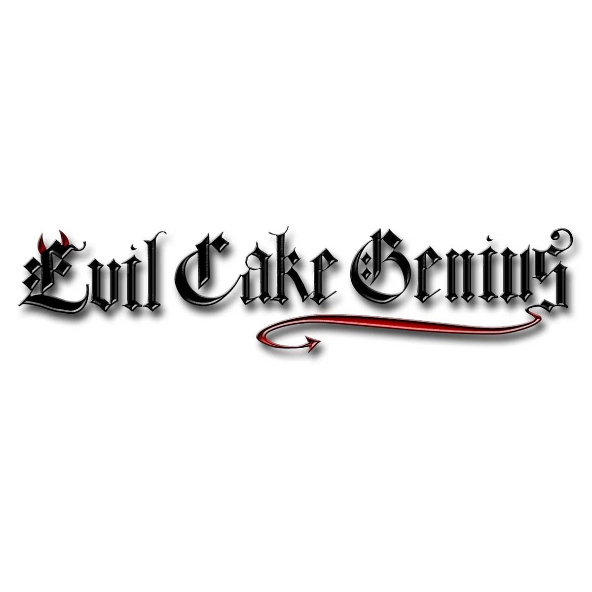 Evil Cake Genius Evil Cake Genius