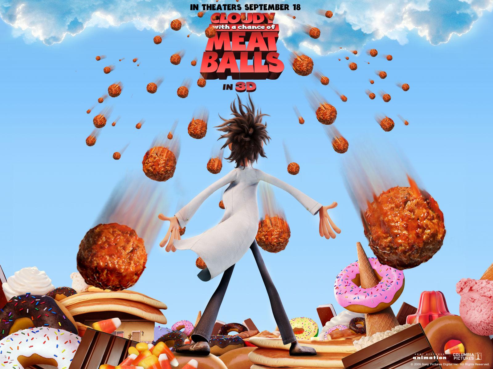 Cloudy Chance Meatballs 720p X Mega