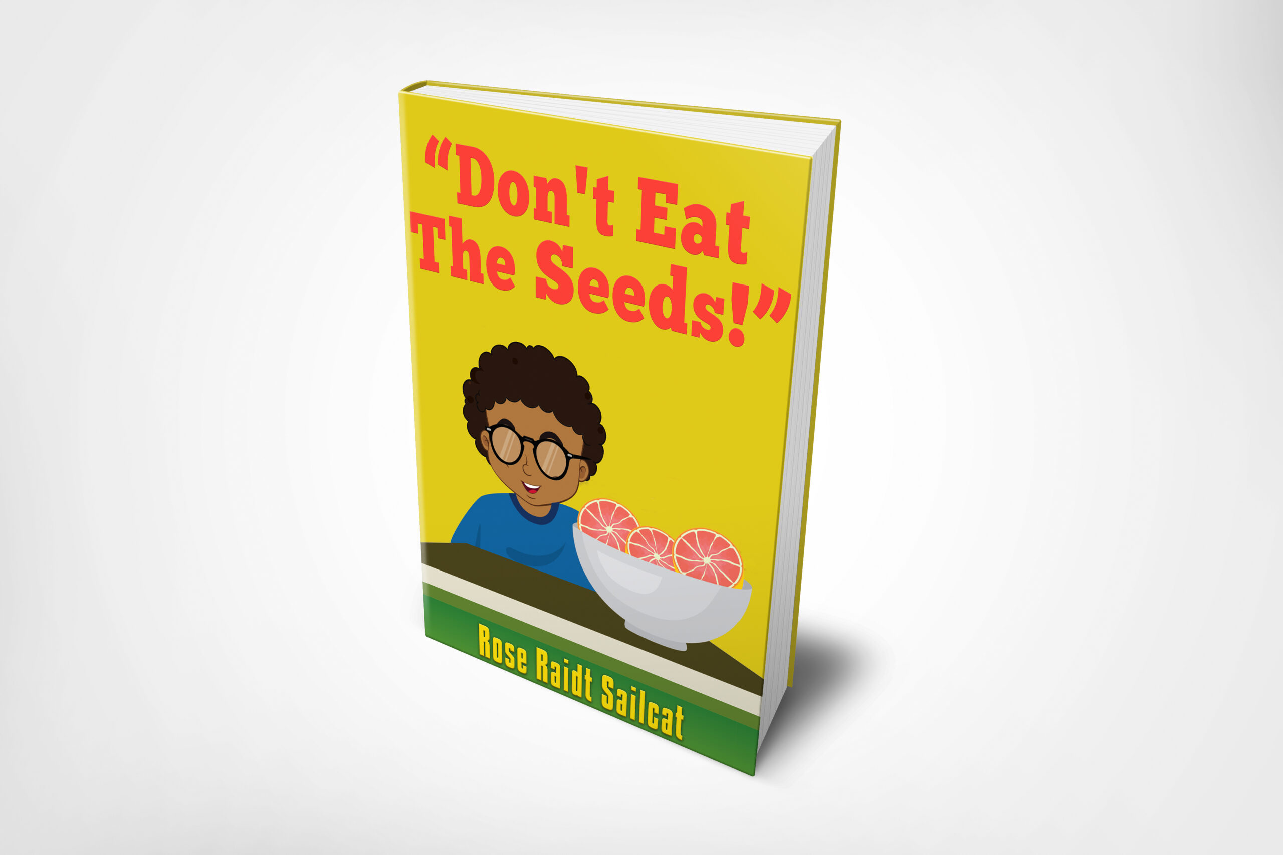 Don't Eat The Seeds! 3D cover